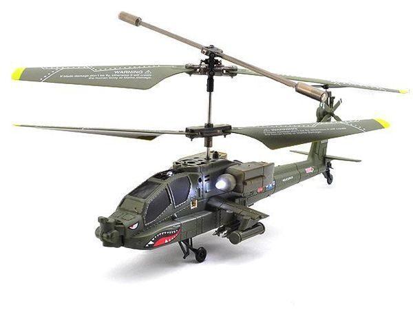 Syma s-109g 3-channel gyro helicopter (с гироскопом)