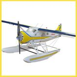 Dynam  RC Airplane DHC-2 RTF 1500mm